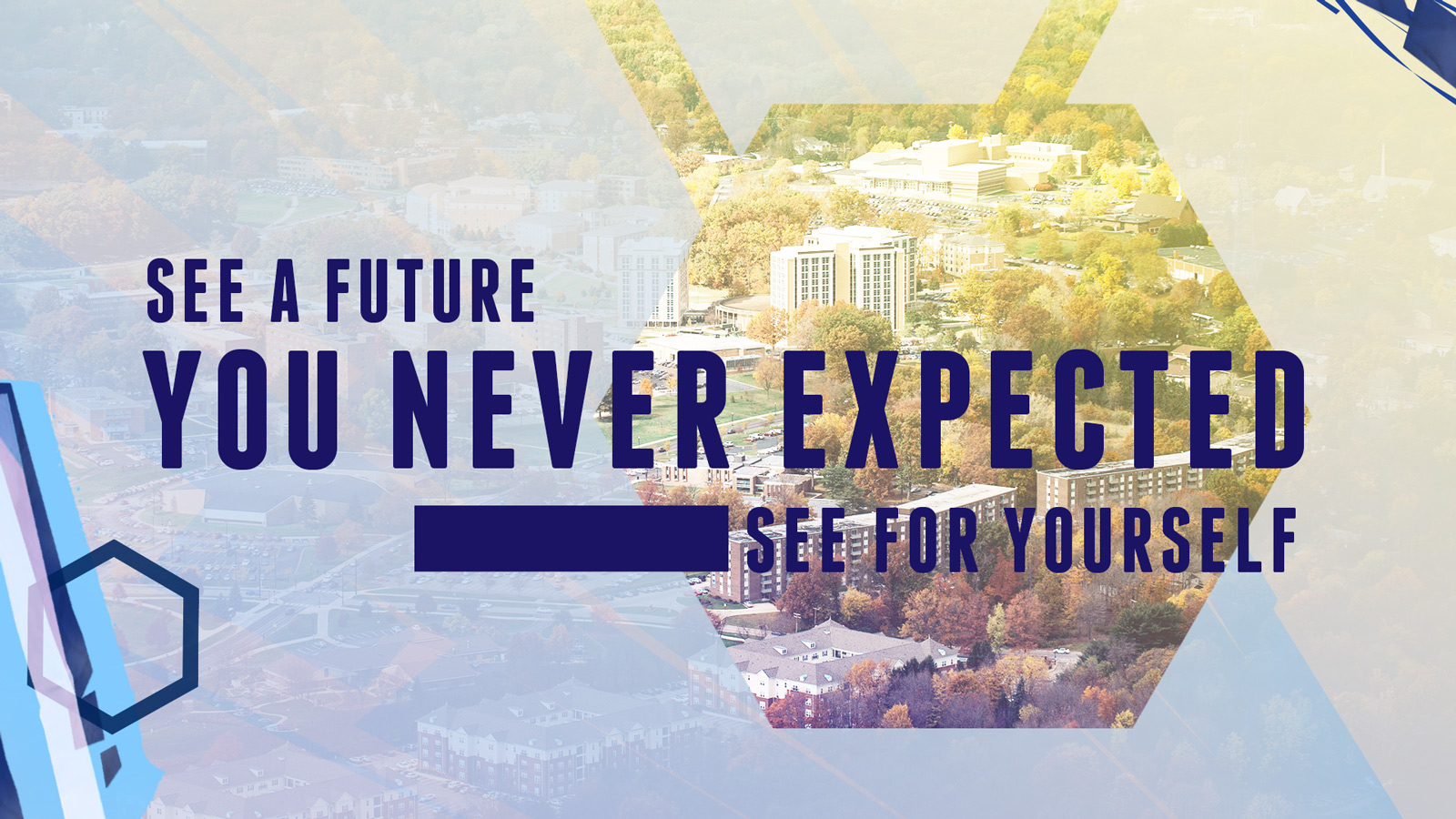 See a Future You Never Expected at Kent State, Register for a Daily Campus Tour